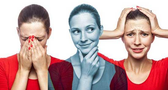 ویژگی های اصلی اختلالات شخصیت