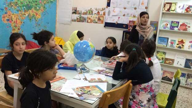 کارگاه قصه گویی با موضوع مهارتهای اجتماعی برای کودکان