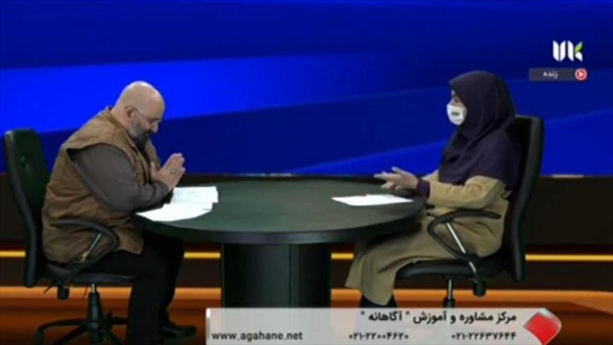محمدرضا ساداتی شاد مدیر مرکز مشاوره و آموزش آگاهانه در شبکه ایران کالا