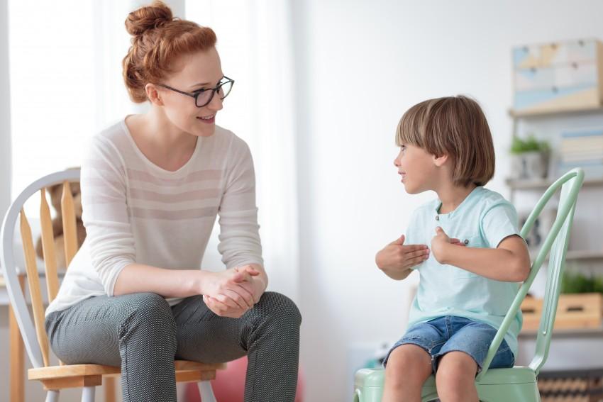 گفتگو با کودک و کلید طلایی مذاکره با کودکان