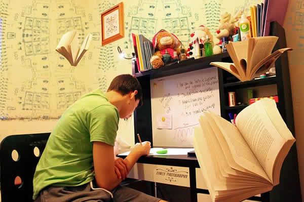 چگونه درس بخوانیم که دچار احساس خستگی نشویم؟